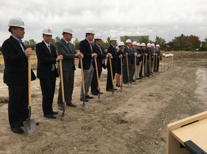 Deseret First Credit Union Breaks Ground on New Corporate Office