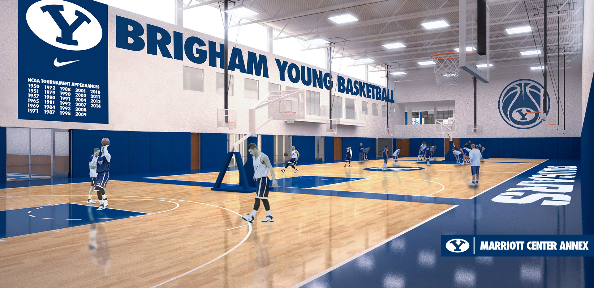 BYU Basketball Annex