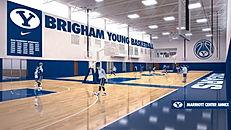 The BYU Basketball Annex is one of Zwick Construction's preconstruction projects.