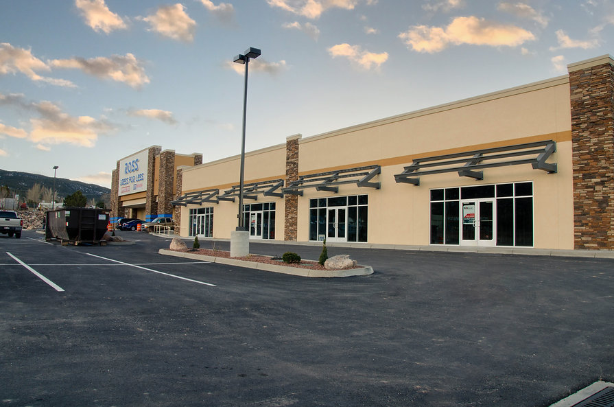 Zwick Construction has completed many retail projects throughout states like Utah, California, Nevada, and Arizona, including the Boulevard Home Furnishings.