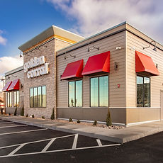 Zwick Construction has completed many restaurant construction projects throughout states like Utah, California, Arizona, and Nevada, such as Golden Corral.