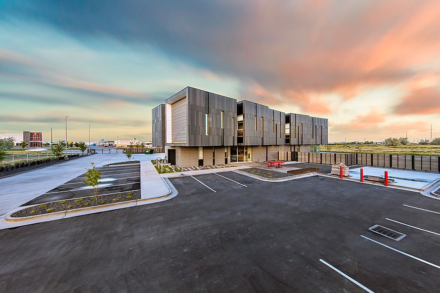 Zwick Construction has completed many municipal construction projects in Utah and California, such as the Salt Lake Fire Station #14.