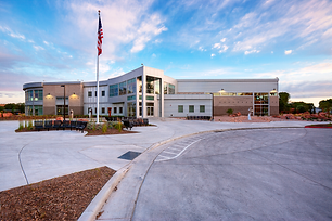 Like with the Northwest Recreational Center, Zwick Construction is committed to producing sustainable projects.