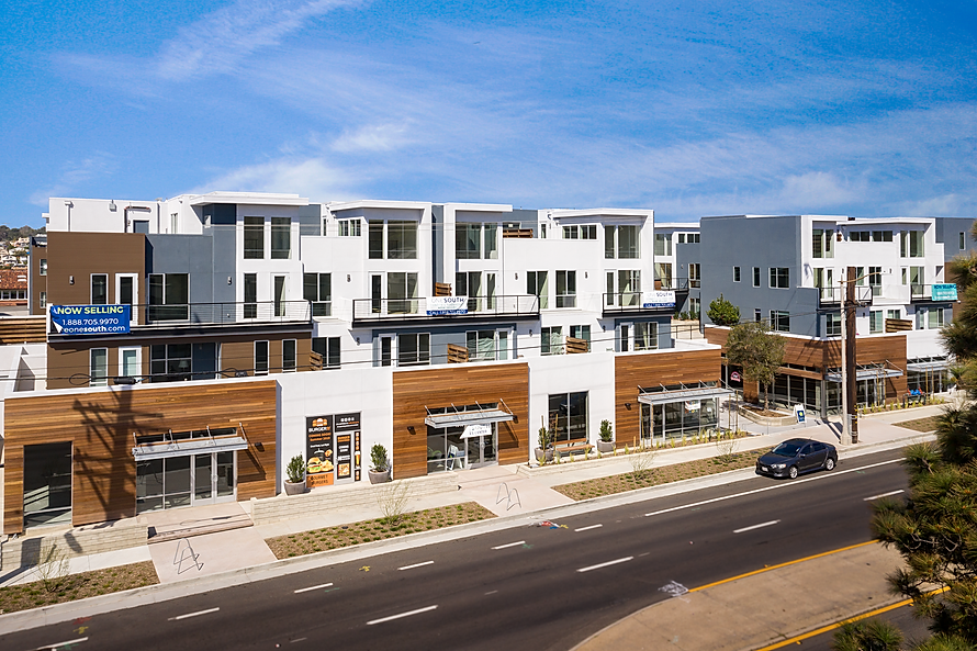 One South is just one of many multifamily construction projects completed by Zwick Construction.