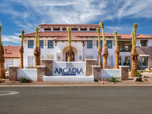 A Touch of Sun: Arcadia Clubhouse