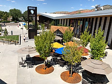The Shakespeare Festival Capital is just one of many rec center construction projects completed by Zwick Construction.