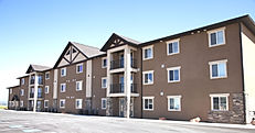 Ruby's Inn Housing is just one of many hospitality projects completed by Zwick Construction.
