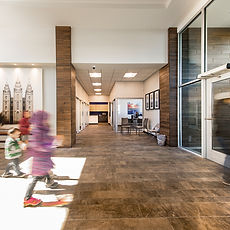 Zwick Construction has completed many office construction projects throughout states like Utah, California, Nevada, and Arizona, including the Deseret First Credit Union branch in Taylorsville, UT.
