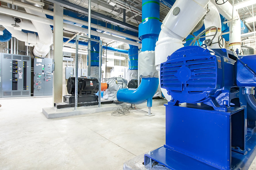 Zwick Construction has completed many educational construction projects throughout states like Utah, California, Nevada, and Arizona, including the BYU Absorption Chillers project.