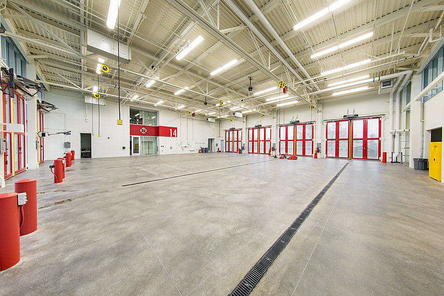 Zwick Construction has completed many municipal projects throughout states like Utah, California, Nevada, and Arizona, including the Salt Lake City Fire Station No. 14, a national award-winning project.