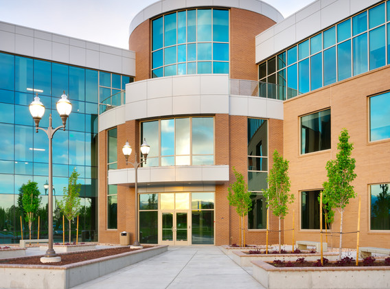 Deseret First Credit Union Operations Center
