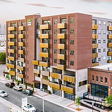 Zwick Construction has completed many multifamily projects throughout Utah, California, Nevada, and Arizona, including the Pierpont Lofts in Salt Lake City, UT.