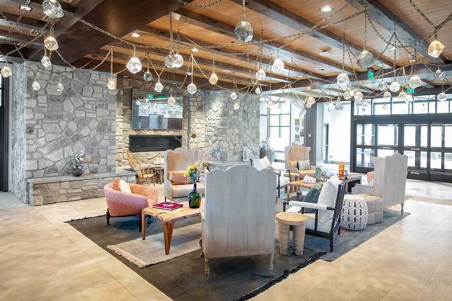 Zwick Construction has completed many hospitality projects throughout states like Utah, California, Nevada, and Arizona, including the Advenire Hotel, an award-winning project.