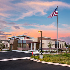Zwick Construction has completed many municipal projects throughout states like Utah, California, Nevada, and Arizona, including the Park City Fire Station.