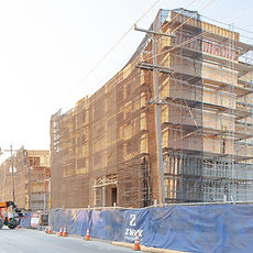 Zwick Construction has completed many multifamily construction projects throughout states like Utah, California, Arizona, and Nevada, such as 7Empire Mixed-Use.