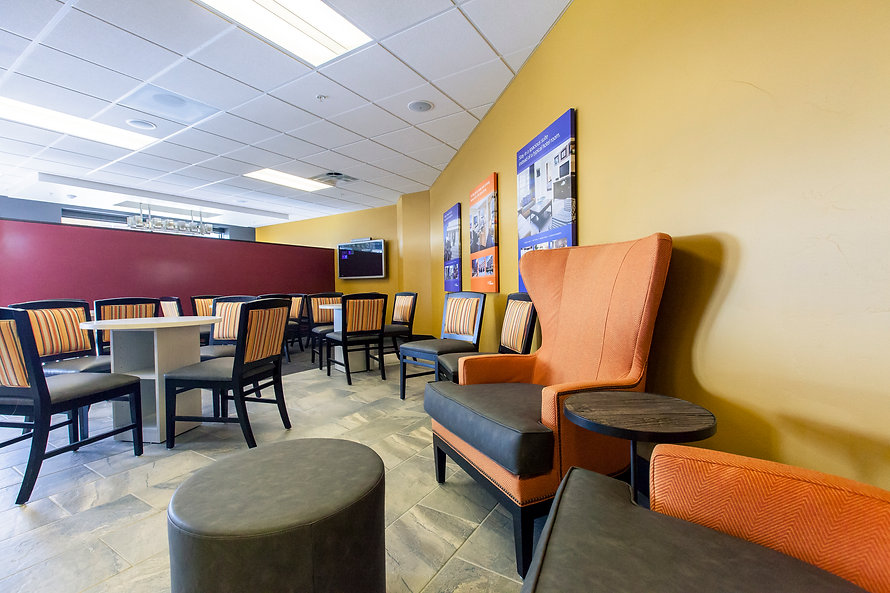 Zwick Construction has completed many tenant improvement projects throughout Utah, California, Nevada, and Arizona, including the Wyndham Resort Sales Center.