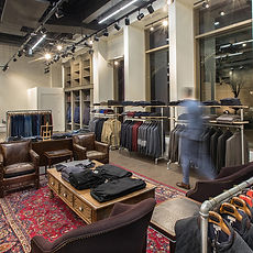 Zwick Construction has completed many retail projects throughout states like Utah, California, Nevada, and Arizona, including the Utah Woolen Mills.