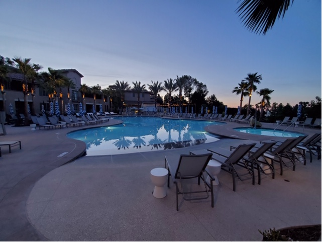 Marriott Newport Villa Pool