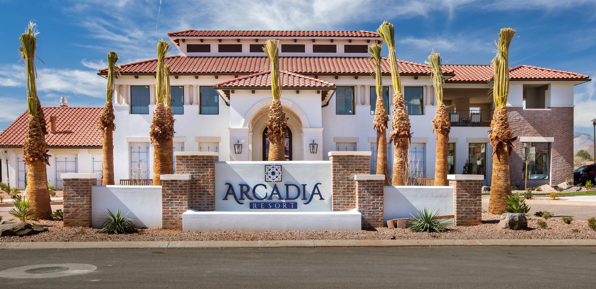 Arcadia Clubhouse