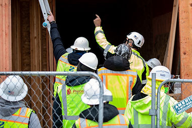 Zwick Construction's first priority is the safety of our employees. Our health, safety, and environment program is designed to keep our employees and subcontractors safe.