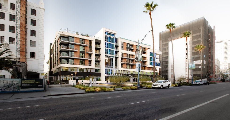 Zwick Construction has completed many multifamily projects throughout Utah, California, Nevada, and Arizona, including Lennar OceanAire.