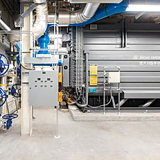 The BYU Absorption is just one of Zwick Construction's completed industrial projects.