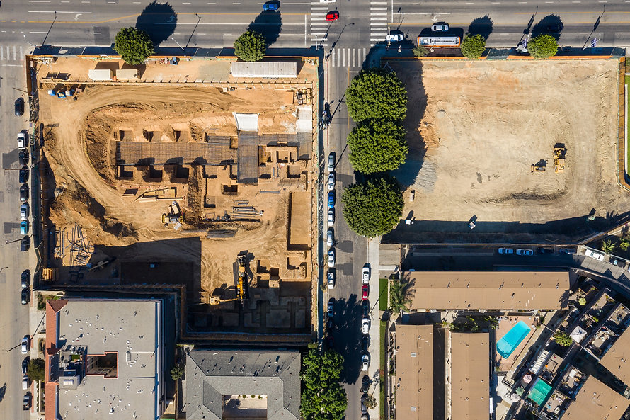 Zwick Construction is currently working on many multifamily projects throughout Utah, California, Nevada, and Arizona, including the 4850 Hollywood Mixed-use apartments.