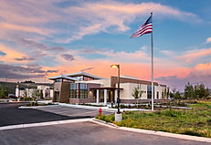 The Park City Fire Station is just one of many municipal construction projects completed by Zwick Construction.