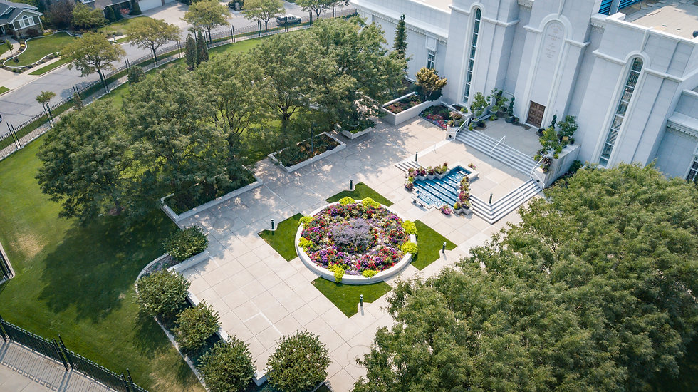 Zwick Construction has completed many religious construction projects throughout Utah, Oregon, and Florida, including the Bountiful Utah Temple.