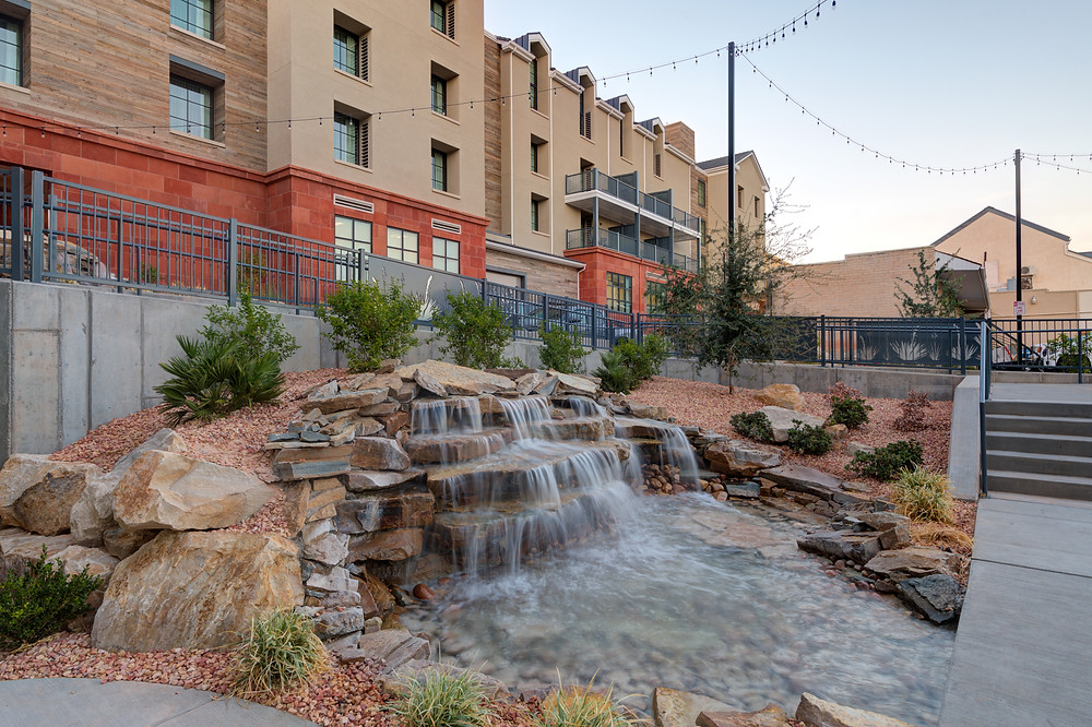 """The Advenire Hotel was awarded the """"2020 Most Outstanding Project"""" in the hospitality/resort category by Utah Construction & Design Magazine."""