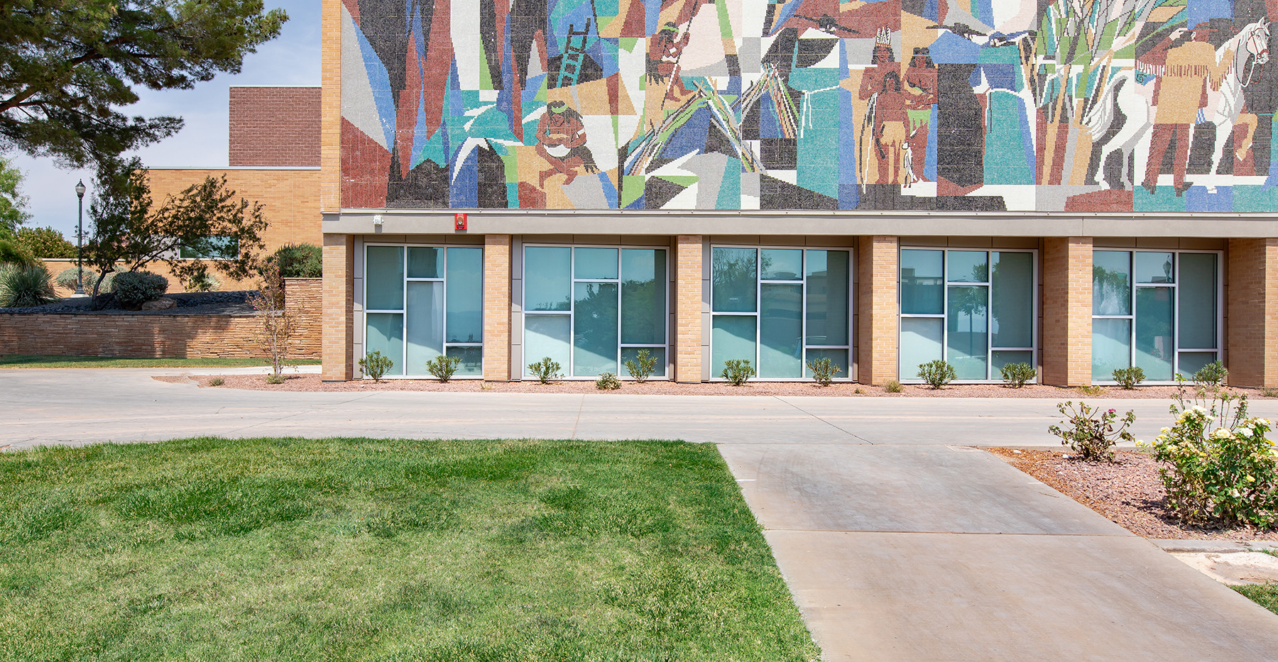 Graff Fine Arts Building