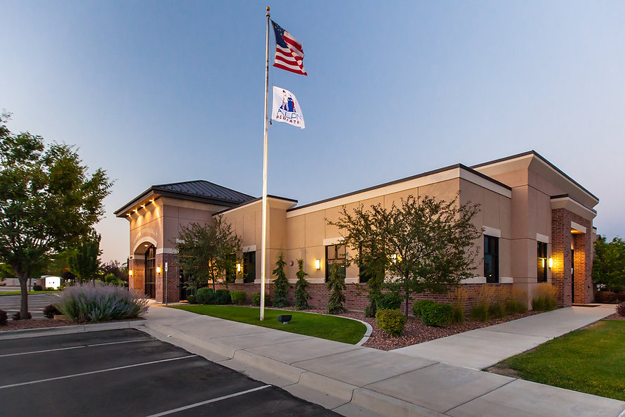Zwick Construction has completed many medical/senior care projects throughout states like Utah, California, Nevada, and Arizona, including Alpine Pediatrics.