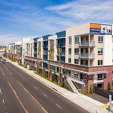 Zwick Construction has completed many multifamily construction projects throughout states like Utah, California, Arizona, and Nevada, such as 770 South Harbor.