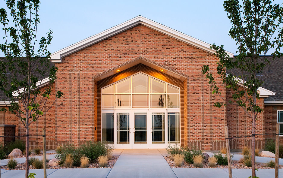 Zwick Construction has completed many religious construction projects throughout Utah, Oregon, and Florida, including the Stansbury Chapel.