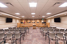 The St. George Zwick Construction team has completed many projects throughout southern Utah, Nevada, and Arizona, including the Iron County Courthouse.