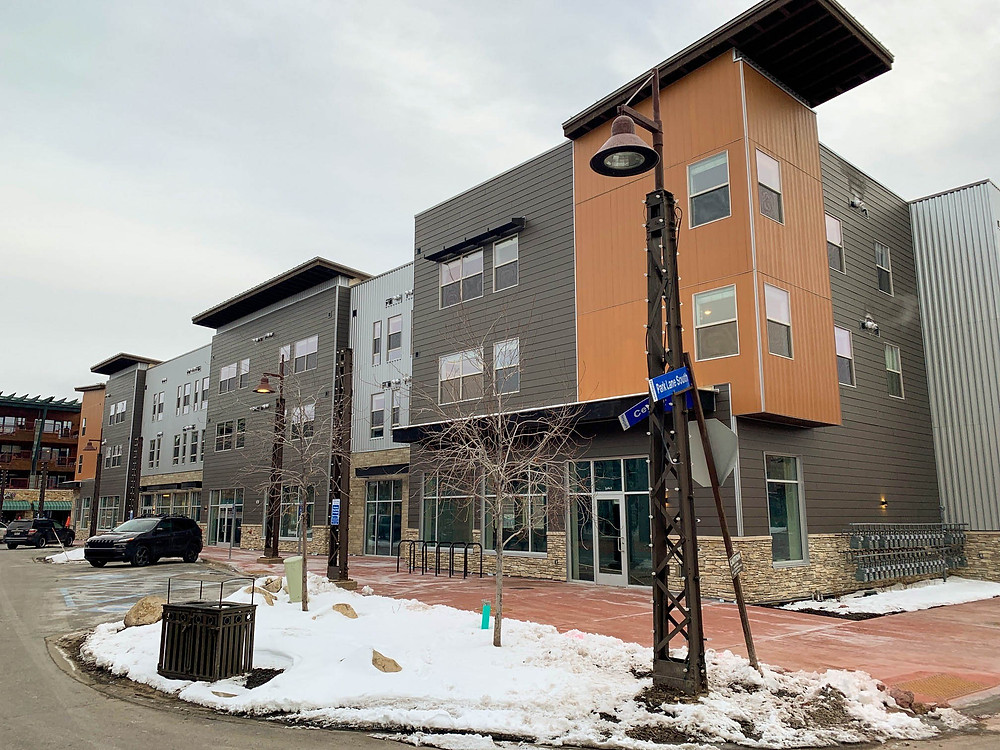 Zwick Construction recently completed the Commons at Kimball Junction in Park City, UT. It is a 38-unit complex and is designed to be affordable housing.