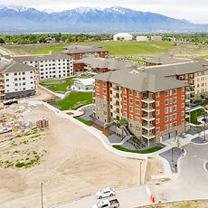 Zwick Construction is currently working on many construction projects in Utah, California, Arizona, and Nevada, such as the Summit Vista Senior Community.