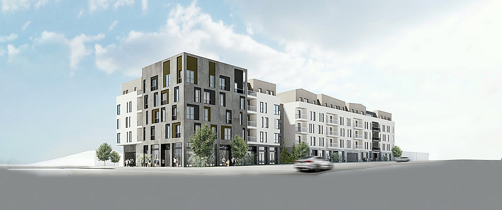 3768 Colorado Boulevard Mixed-Use is one of Zwick Construction's current projects.