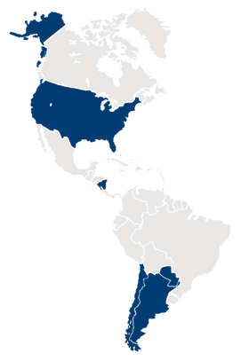 Zwick Construction has completed projects in the US, Chile, Argentina, Paraguay, and Nicaragua.