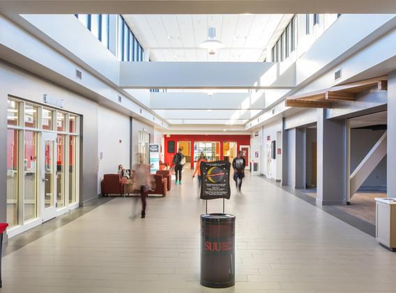 SUU Sharwan Smith Student Center
