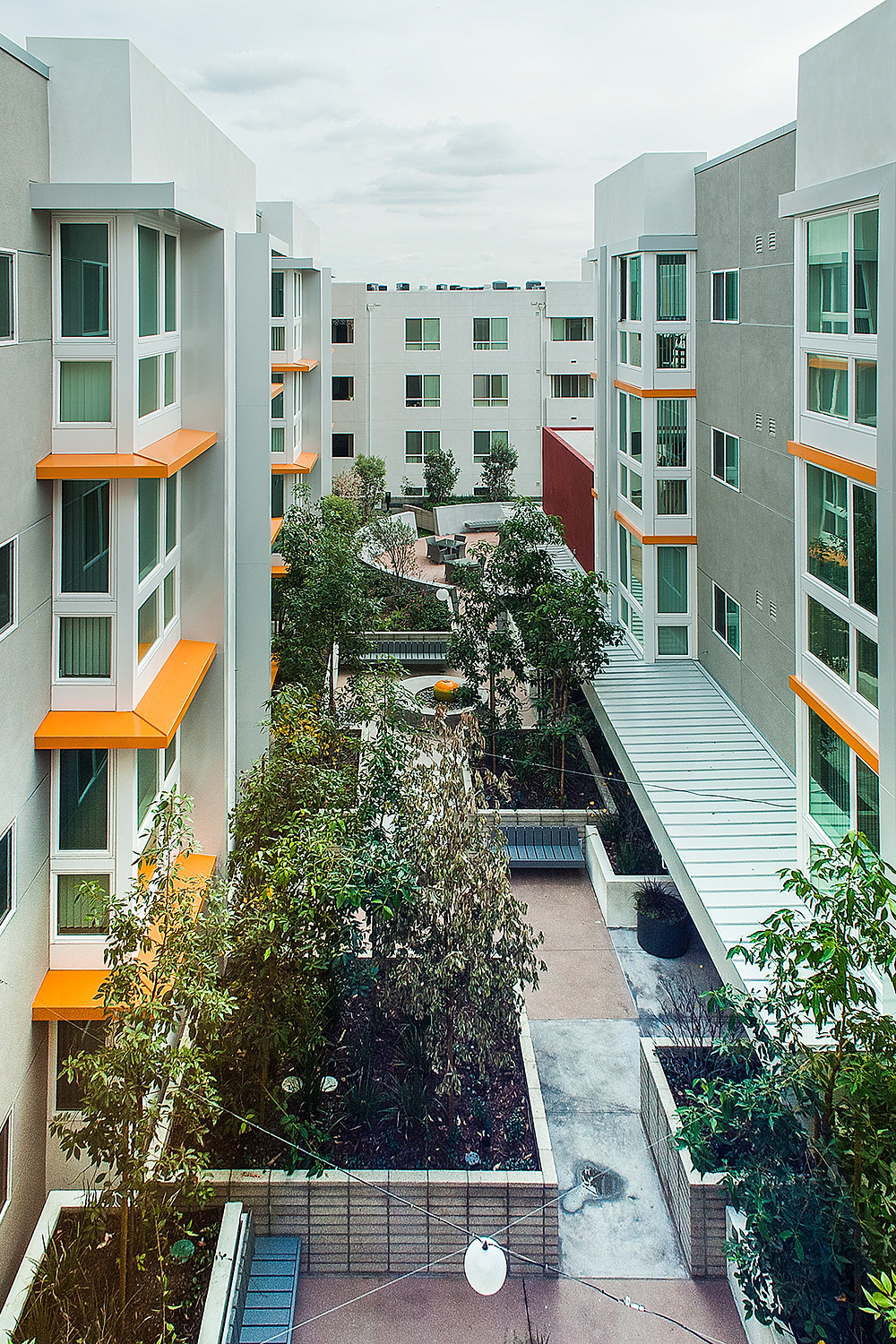 Completed by Zwick Construction in Autumn 2014, the Las Alturas Apartments located in Los Angeles, CA will be reaching its six-year anniversary of completion.