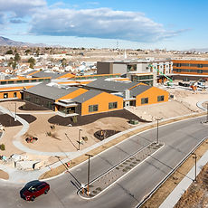 Zwick Construction has completed many medical/senior care projects throughout Utah, California, Nevada, and Arizona, including the Meadow Peak Medical Center.