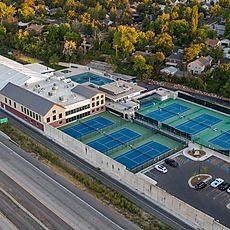 Zwick Construction has completed many recreational center projects throughout states like Utah, California, Nevada, and Arizona, such as the Salt Lake Tennis Club.
