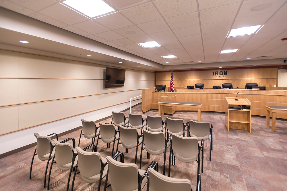 Iron County hired Zwick Construction to complete a substantial renovation in a project that was completed two years ago, in February 2018.