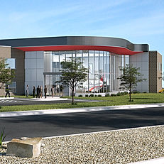 Syberjet is one of Zwick Construction's preconstruction projects.