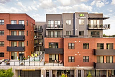 2100 URBANA is just one of many multifamily construction projects completed by Zwick Construction.
