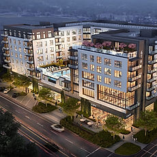Zwick Construction has completed many multifamily projects in Utah, California, Nevada, and Arizona, including 6th and Main in Salt Lake City, UT.