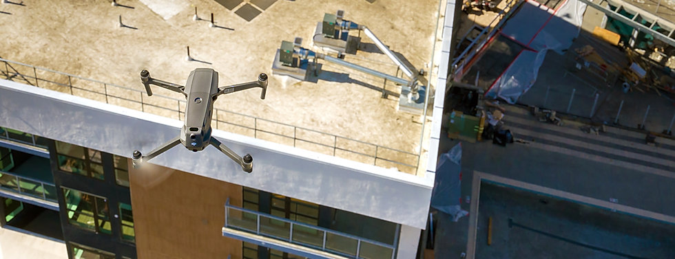 At Zwick Construction, we strive to stay at the forefront of the industry by using the best technologies, such as BIM and drones.