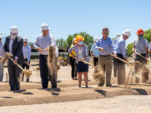 A GROUNDBREAKING MONTH: AGC CENTER