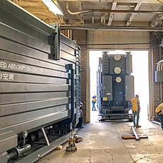 The BYU Absorption Chiller project is just one of many current projects that Zwick Construction is working on in Utah and California.